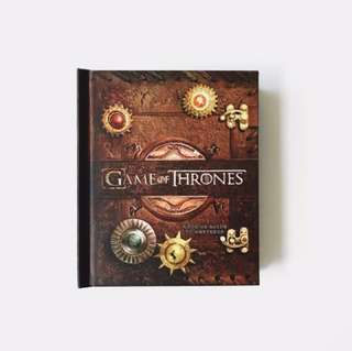 Game of Thrones: A Pop Up Guide