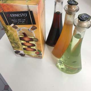 德國製橄欖油、醋
