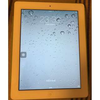 Apple iPad 2 16GB wifi 白色