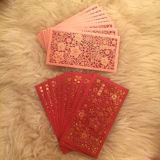 Gorgeous Legg MasonRed Packets