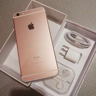 Iphone 6s plus 16gb FU