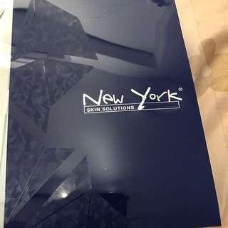 New york skin solution facial set