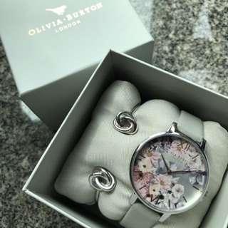 Olivia Burton Watch & Bangle Set 手錶+手鈪套裝