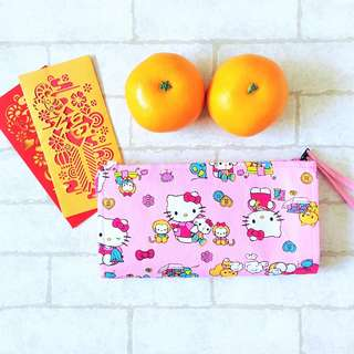 SLIM Red Packet Organizer | Red Packet Pouch | Ang Pow Pouch | Ang Pow Organizer | Slim Organiser 70 Red Packets | SLIM Sanrio Design 8B06