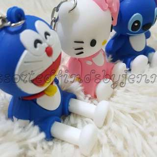 Character cellphone mobile stand holder