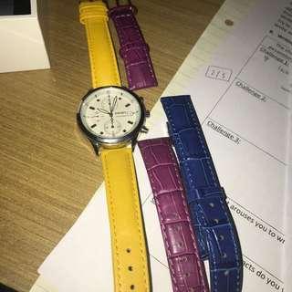 Seiko swarovski 手錶 精工錶