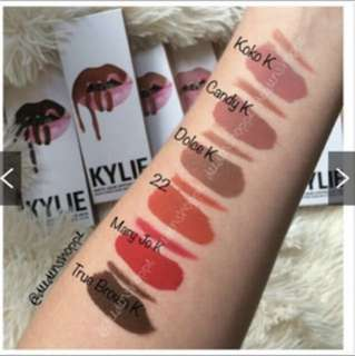 150  Kylie lip kit lipstick with Liner