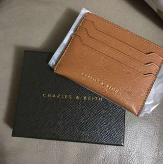 Charles & Keith 卡holder