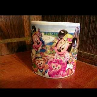 TOKYO Disney日本東京海洋迪士尼Spring Voyage米奇.米妮.達菲熊~Duffy馬克杯