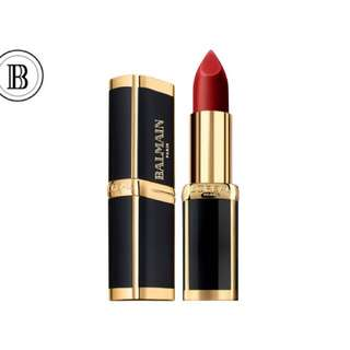 LOREAL X BALMAIN COLOUR RICHE 💄- 355 • DOMINATION