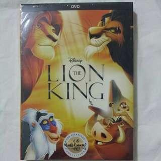 [Movie Empire] The Lion King Movie DVD