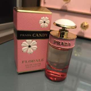 收藏精選 prada candy 7ml perfume