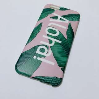 Aloha 6/6s Iphone case
