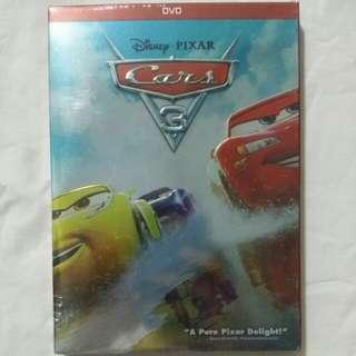 [Movie Empire] Cars 3 Movie DVD