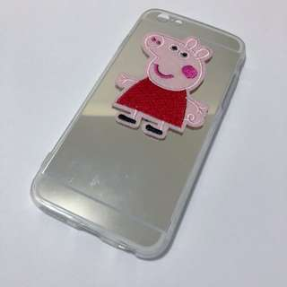 Peppa pig 6/6s Iphone case
