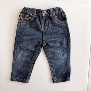 As good as new baby poney jeans