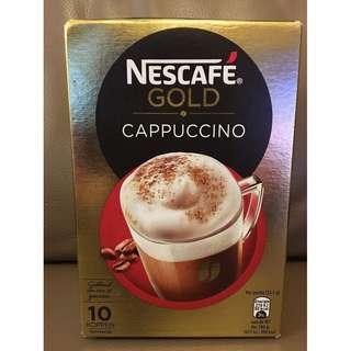Nescafe Gold Cappuccino (荷蘭版)