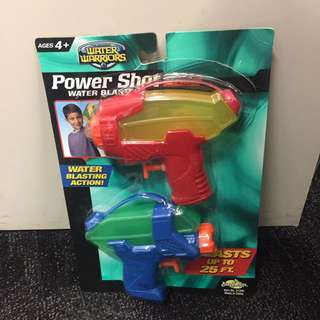 Water Gun - Power Shot Water Blasters