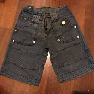Size 3 Short Pant for 5-6 years old