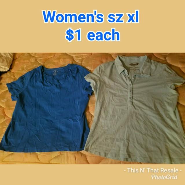 5th women's xl clothes post