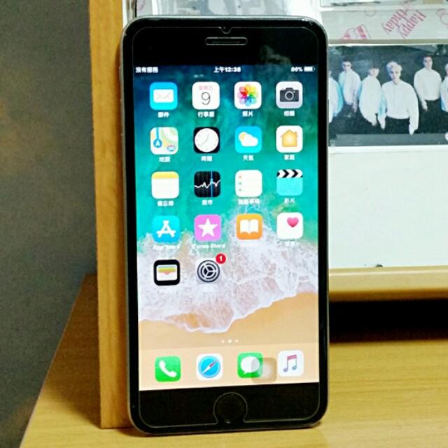95%New Iphone 6 Plus 64G Gray