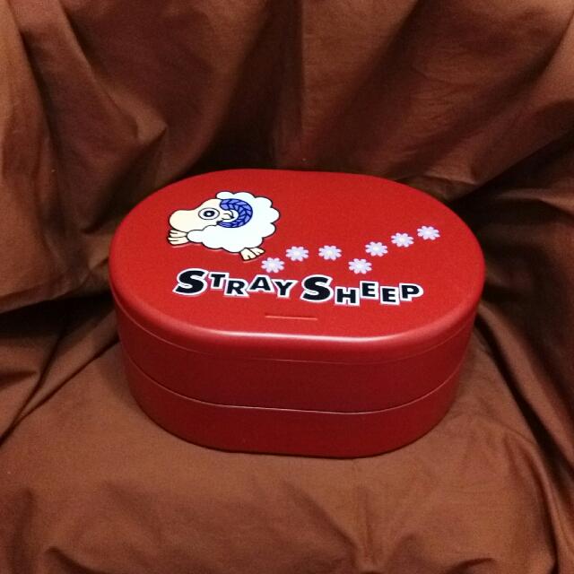 小羊糖果盒