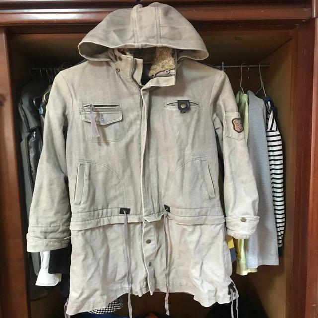 ㄖ本製 長夾克