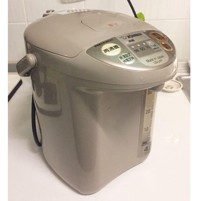 (保留中)象印 CD-LPF40/4L 電動給水熱水瓶 日本製 全國電子終身免費維修