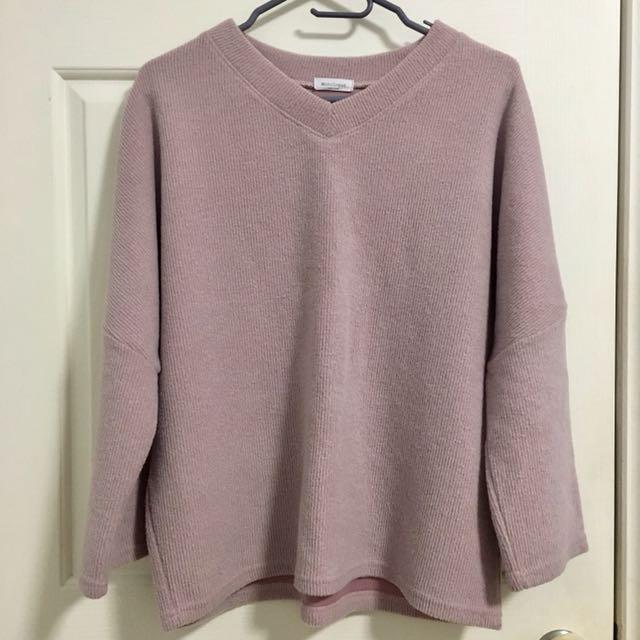 🇰🇷 Dusty pink jumper