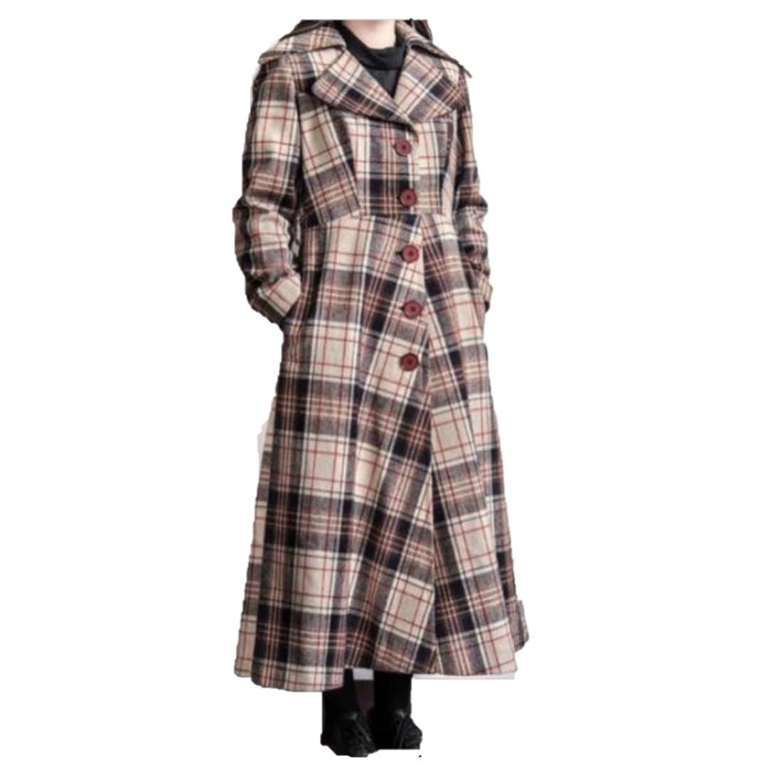 古著 vintage 失戀實驗室 阿爾斯特大衣外套 羊毛大衣外套