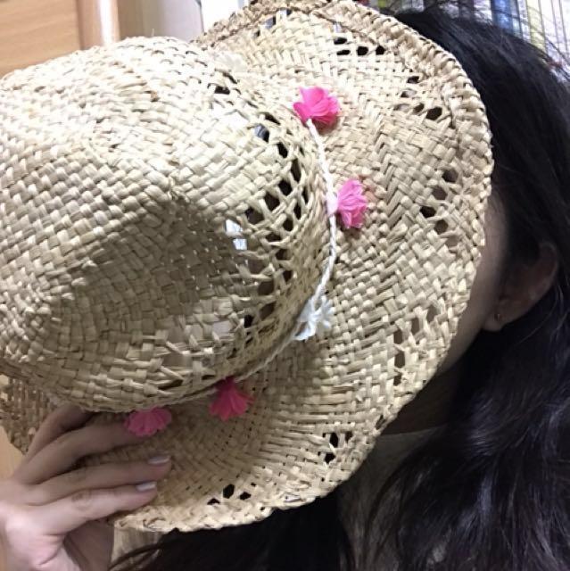 Accessories 編織草帽