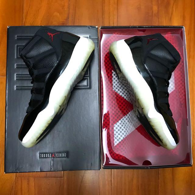 Air Jordan 11 大魔王 AJ11  72-10  US10