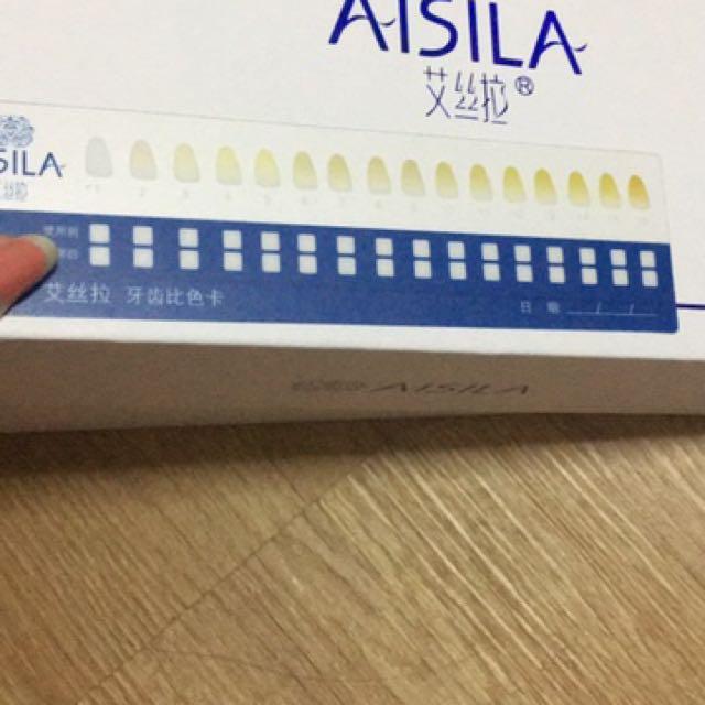 Aisila Teeth Whitening