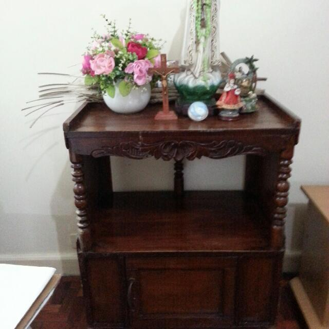 Antique Small Cabinet, Been With Us For 20+ Year