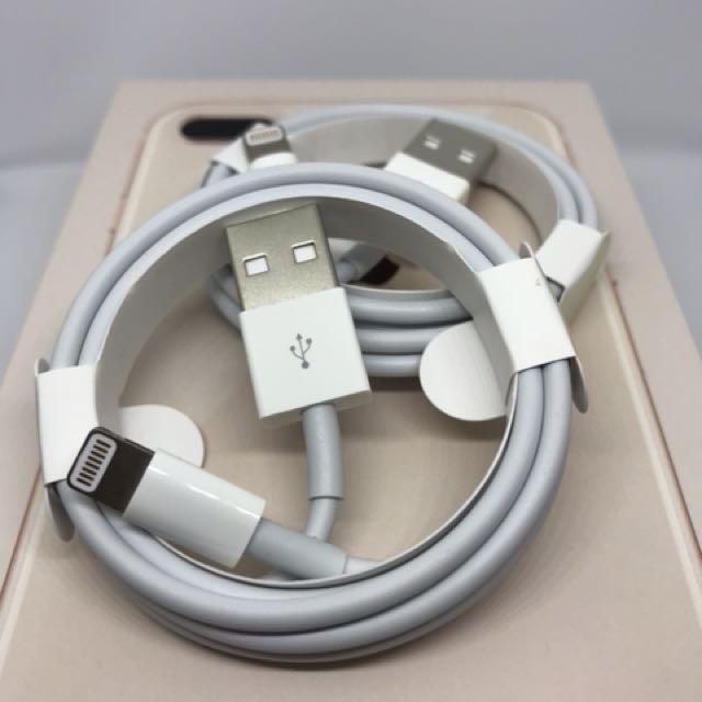 Apple iPhone原廠Lightning傳輸線 充電線