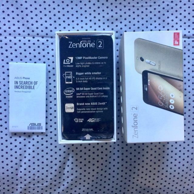 ASUS Zenfone 2 ZE551ML 4GB/32GB
