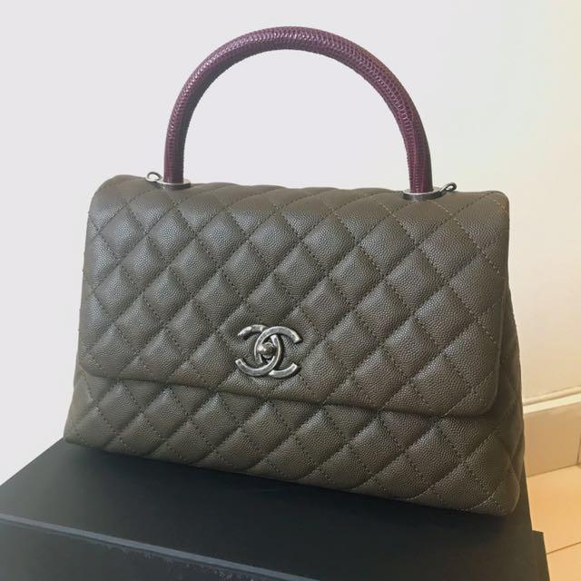 AUTHENTIC Chanel Coco Handle