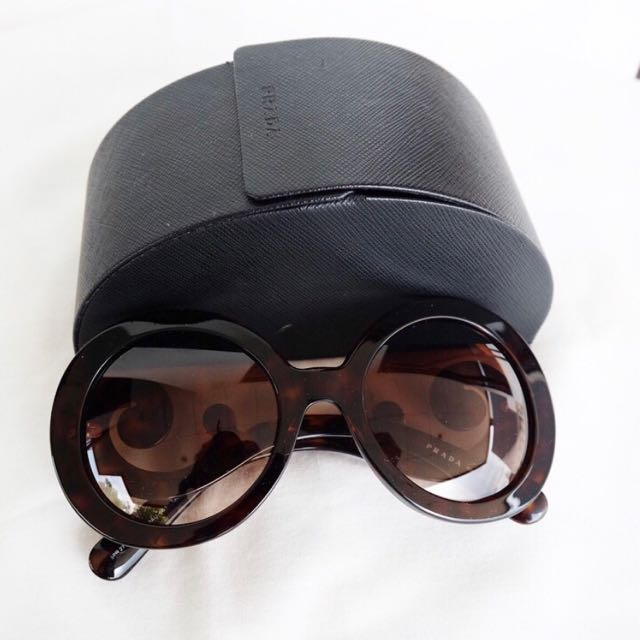 d40f8c839e68 Authentic Accessories Luxury Preloved Sunglasses Carousell Prada On TwqTrzS4