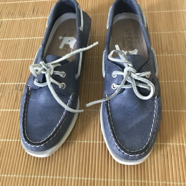 Authentic Sperry Topsider B
