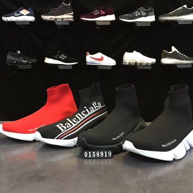 巴黎世家Balenciaga襪套鞋