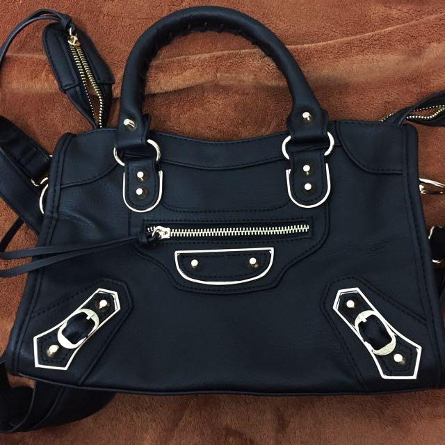Balenciaga dove - grade super premium - size 29cm - black