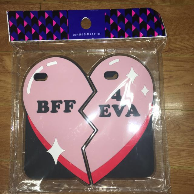 BFF Couples Phone Covers - IPhone 6/6s