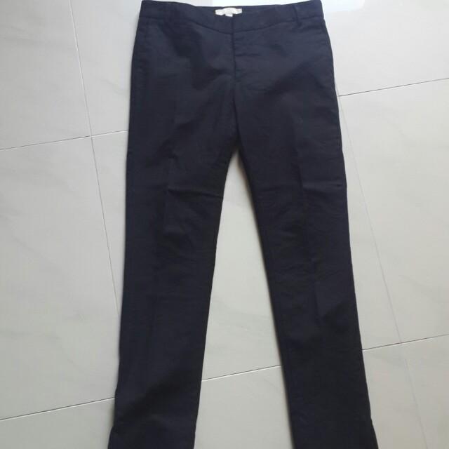 Black pencil suit pants BNWT