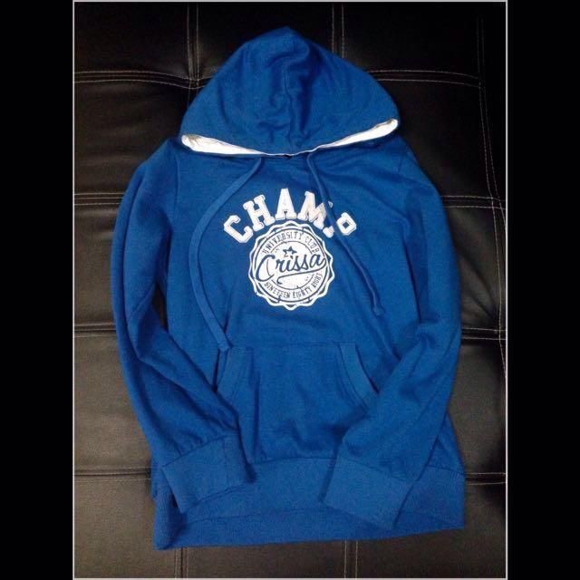 Blue Crissa jacket