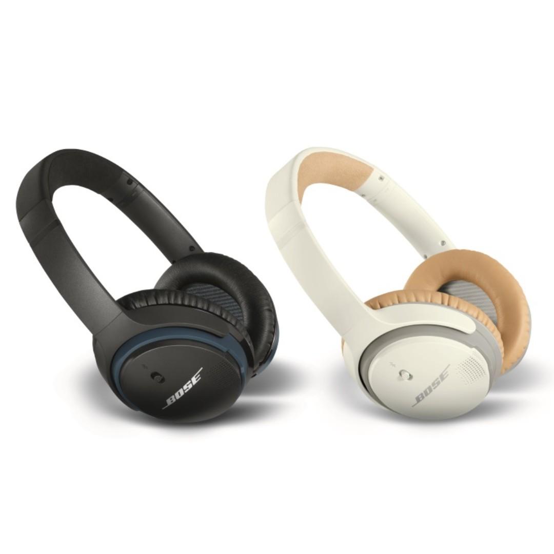 d89c961a224 Bose SoundLink Around-Ear Wireless Headphones II, Electronics, Audio ...