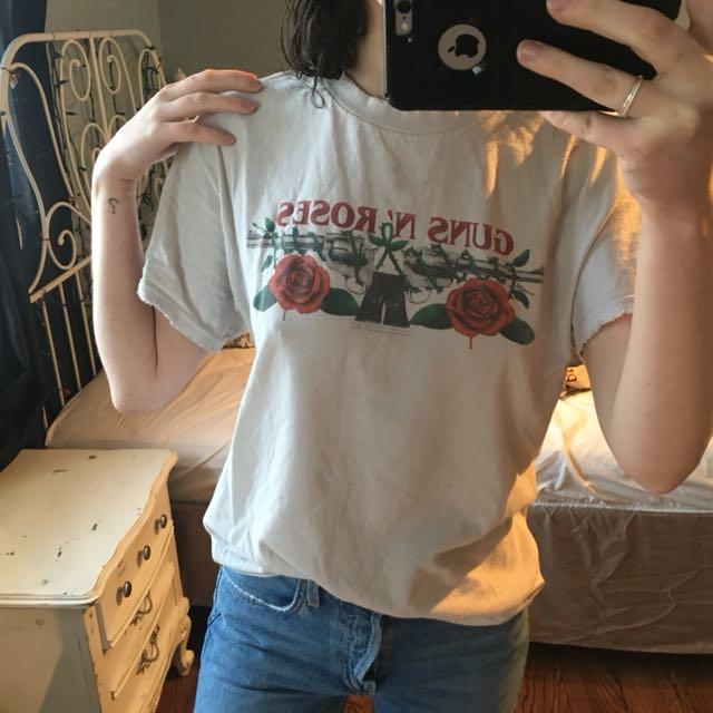 Brandy Guns n Roses Band T
