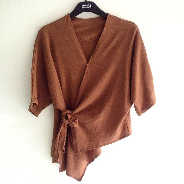 Brown asymetric top