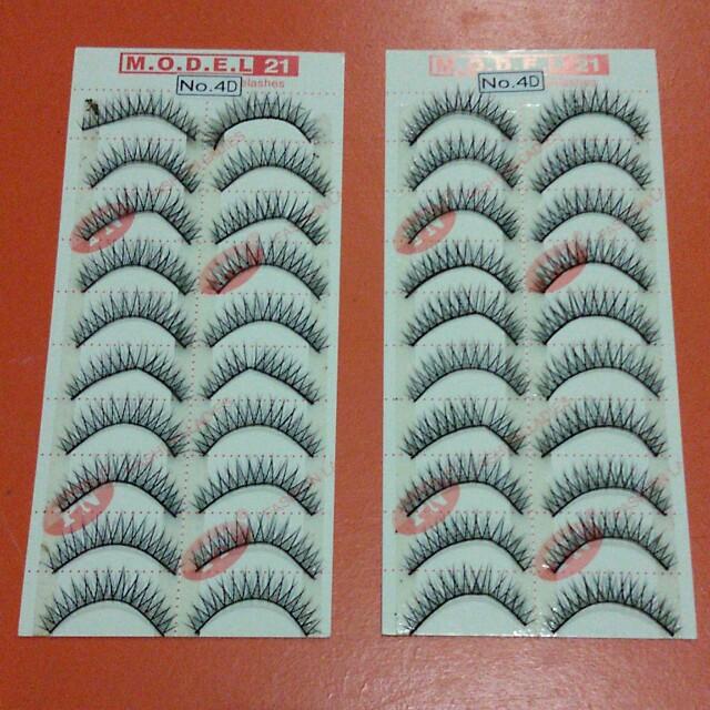 BULU MATA / fake eyelashes