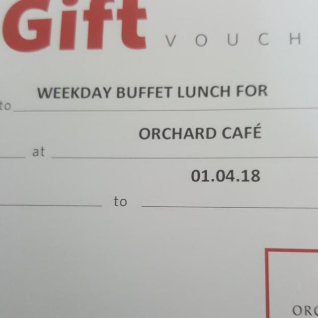 word 2013 gift voucher