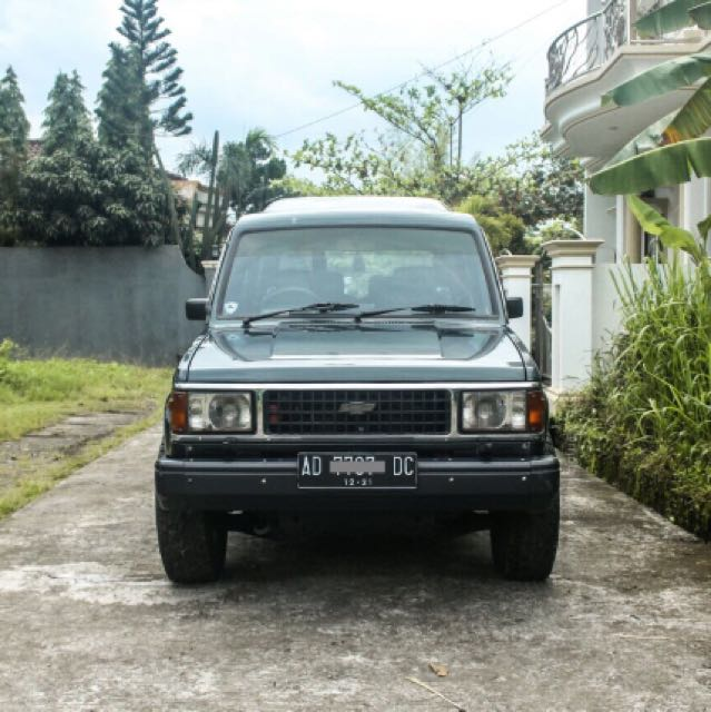 Chevrolet Trooper Highroof 1996 4wd Cars Cars For Sale On Carousell